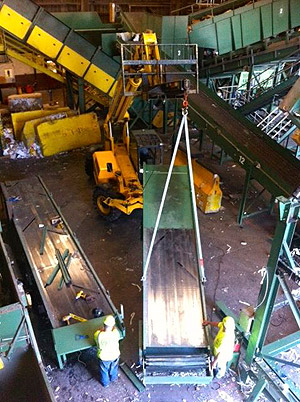 Phillips & Koch Construction - Conveyor Installation and Repair