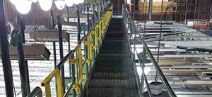 Plant and Machinery Installation and Relocation - BHS the MRF Recycling System